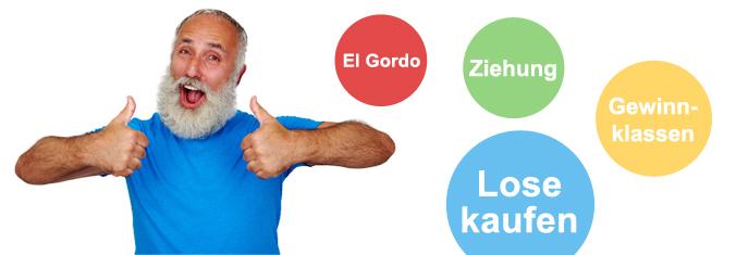 EL Gordo gewinnen