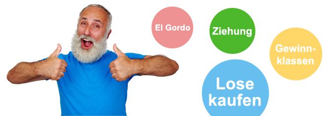 Die Ziehung des El Gordo