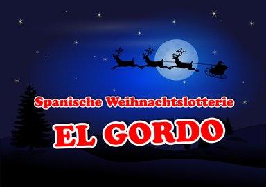 Spanische Weihnachtslotterie Gewinnchancen