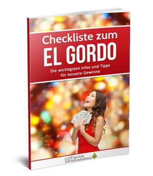 Cover Ebook - Checkliste Spanische Weihnachtslotterie