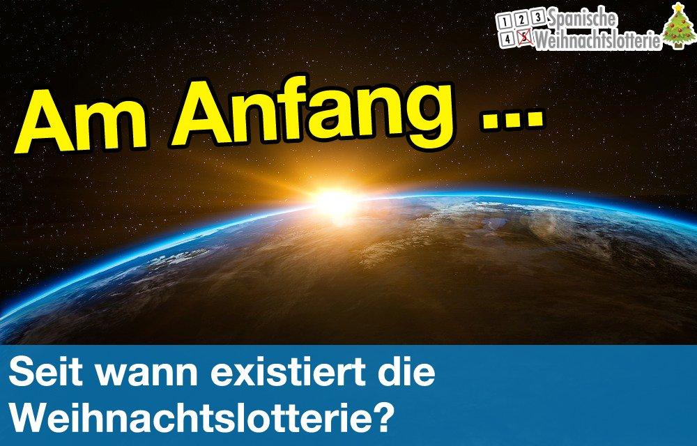 seit wann gibt es lotto in deutschland