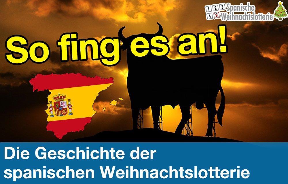 Spanien Lotterie