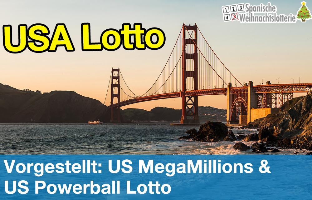 Vorgestellt: US MegaMillions & US Powerball Lotto